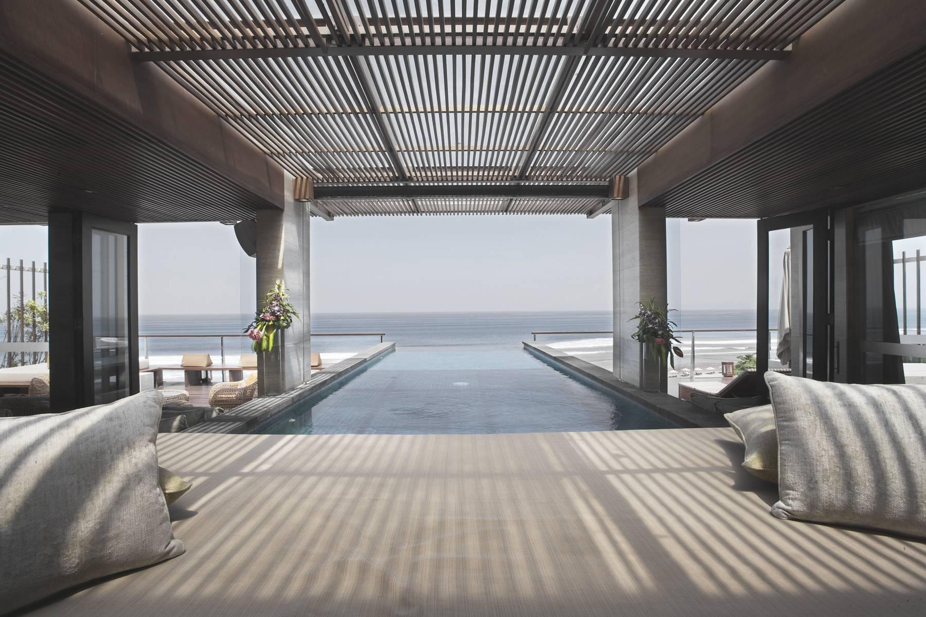 Antony Liu + Ferry Ridwan / Studio Tonton Anantara Seminyak Bali Resort Seminyak, Bali, Indonesia Seminyak, Bali, Indonesia Pool View Modern  8034