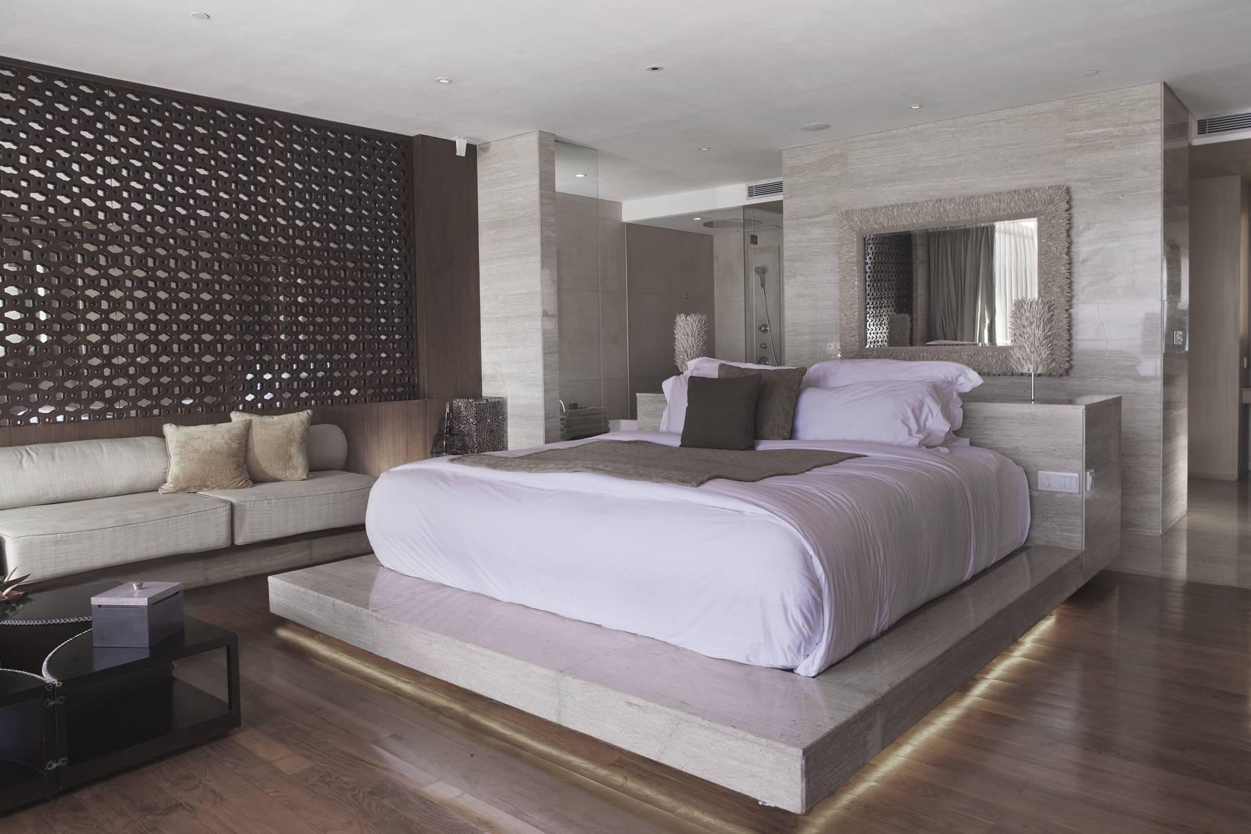 Antony Liu + Ferry Ridwan / Studio Tonton Anantara Seminyak Bali Resort Seminyak, Bali, Indonesia Seminyak, Bali, Indonesia Bedroom Modern  8036