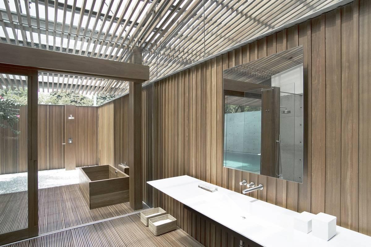 Antony Liu + Ferry Ridwan / Studio Tonton Bea House Gading Serpong, Tangerang Gading Serpong, Tangerang Bea House - Bathroom Modern  8080