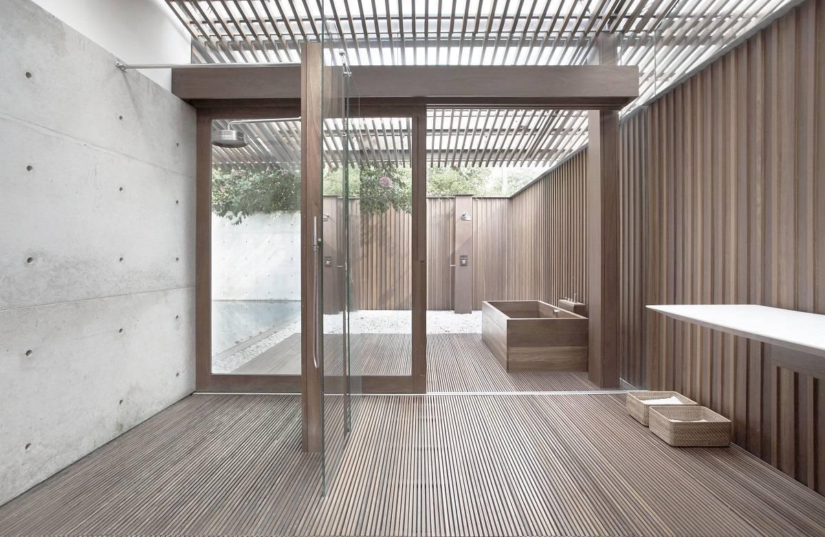 Antony Liu + Ferry Ridwan / Studio Tonton Bea House Gading Serpong, Tangerang Gading Serpong, Tangerang Bea House - Bathroom Modern  8081