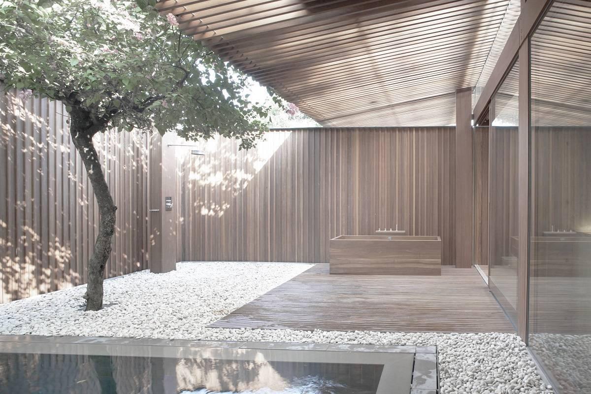 Antony Liu + Ferry Ridwan / Studio Tonton Bea House Gading Serpong, Tangerang Gading Serpong, Tangerang Swimming Pool Area Modern  8082