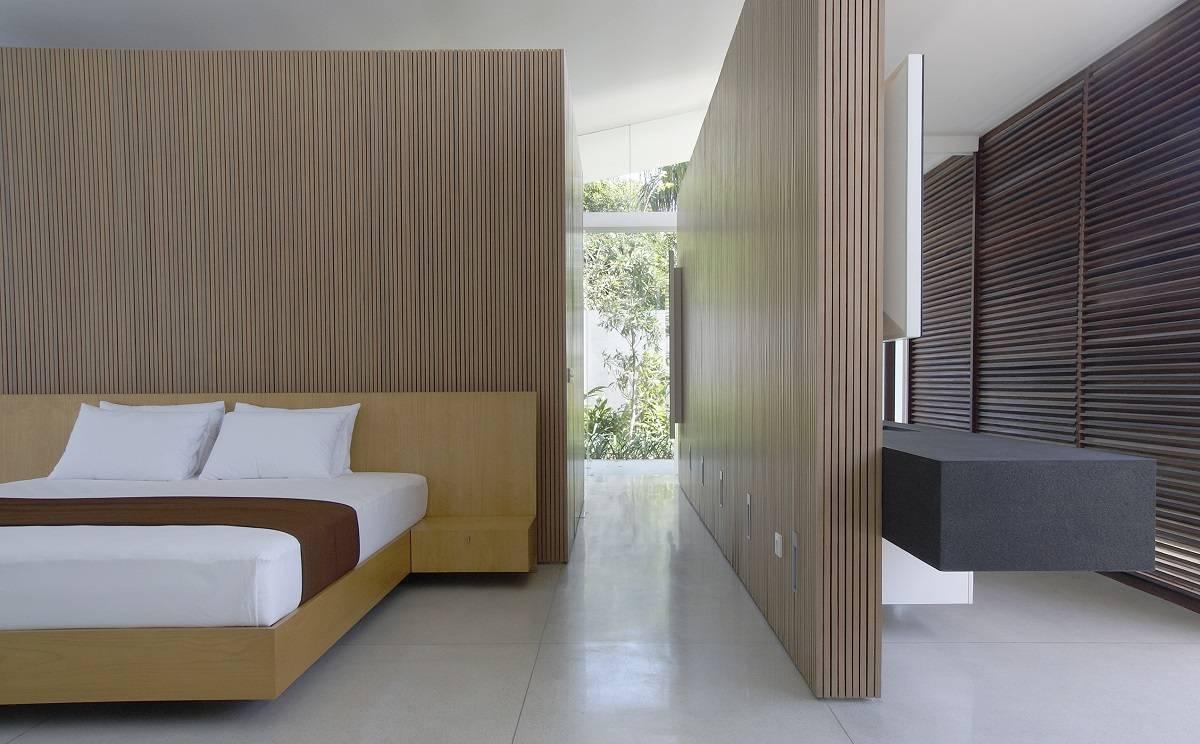 Antony Liu + Ferry Ridwan / Studio Tonton Kp House & Studio Bali  Bali  Bedroom Modern  8092