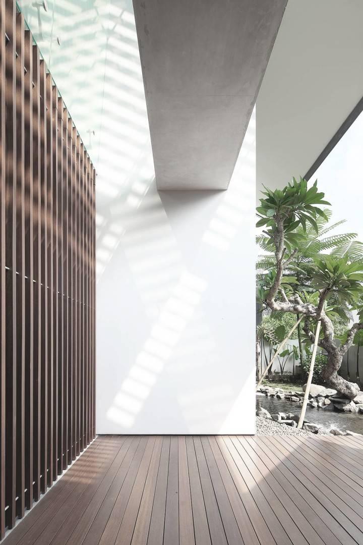 Antony Liu + Ferry Ridwan / Studio Tonton Mm House Permata Buana, Jakarta, Indonesia Permata Buana, Jakarta, Indonesia Exterior Modern  8149