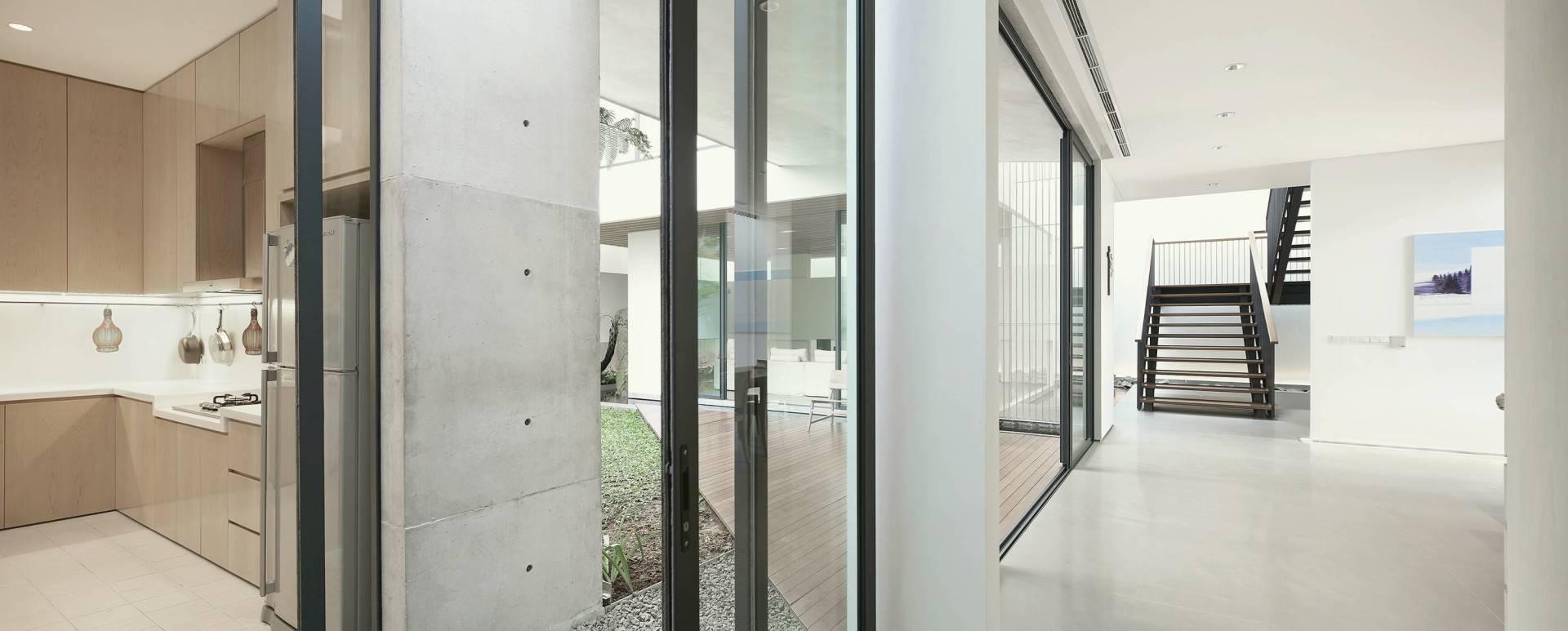 Antony Liu + Ferry Ridwan / Studio Tonton Mm House Permata Buana, Jakarta, Indonesia Permata Buana, Jakarta, Indonesia Interior Modern  8164