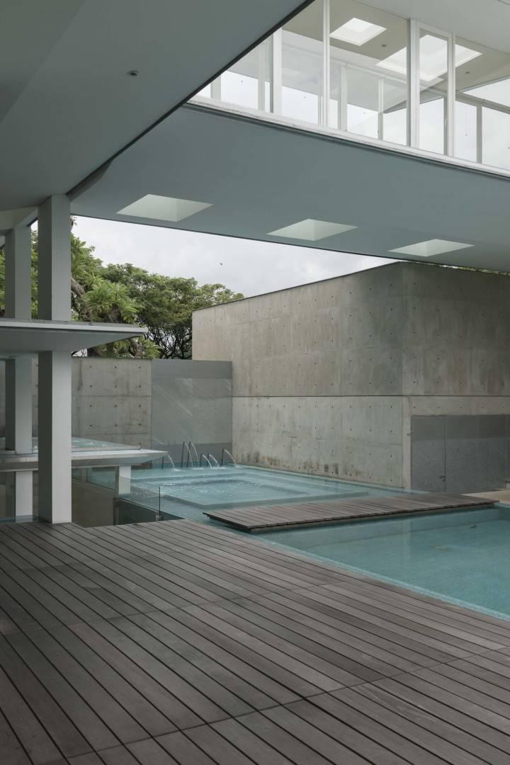 Antony Liu + Ferry Ridwan / Studio Tonton Is House Tangerang Tangerang Swimming Pool Modern  8172