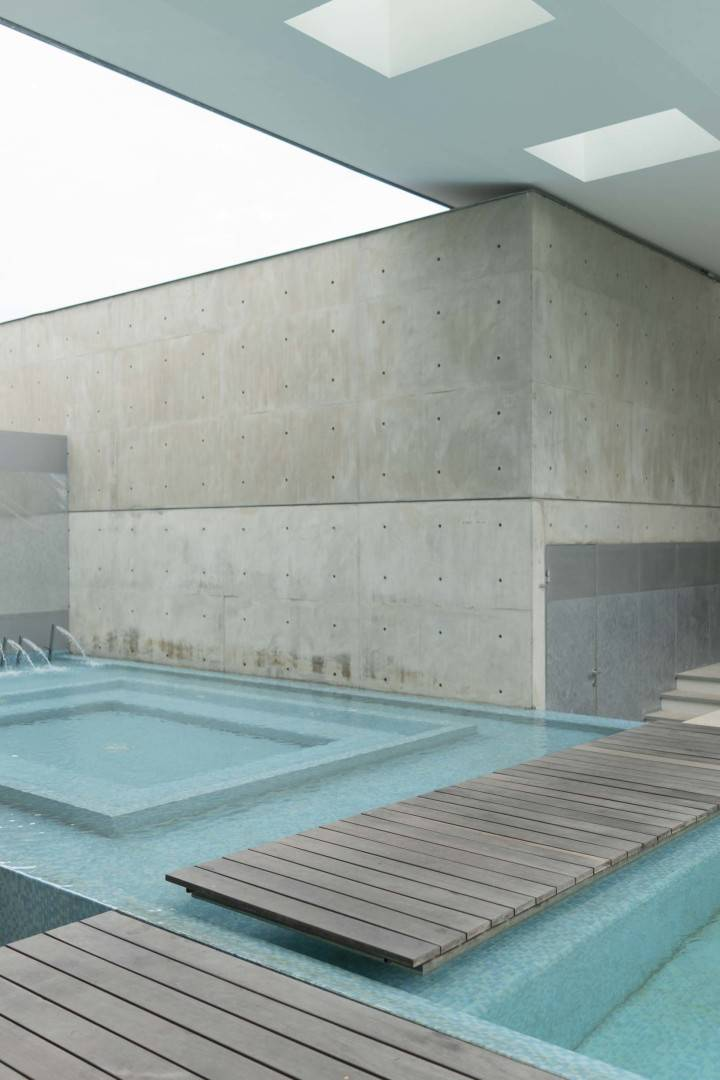 Antony Liu + Ferry Ridwan / Studio Tonton Is House Tangerang Tangerang Swimming Pool Modern  8173