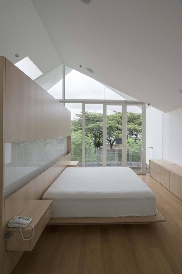 Antony Liu + Ferry Ridwan / Studio Tonton Is House Tangerang Tangerang 2Nd Floor View Modern  8189