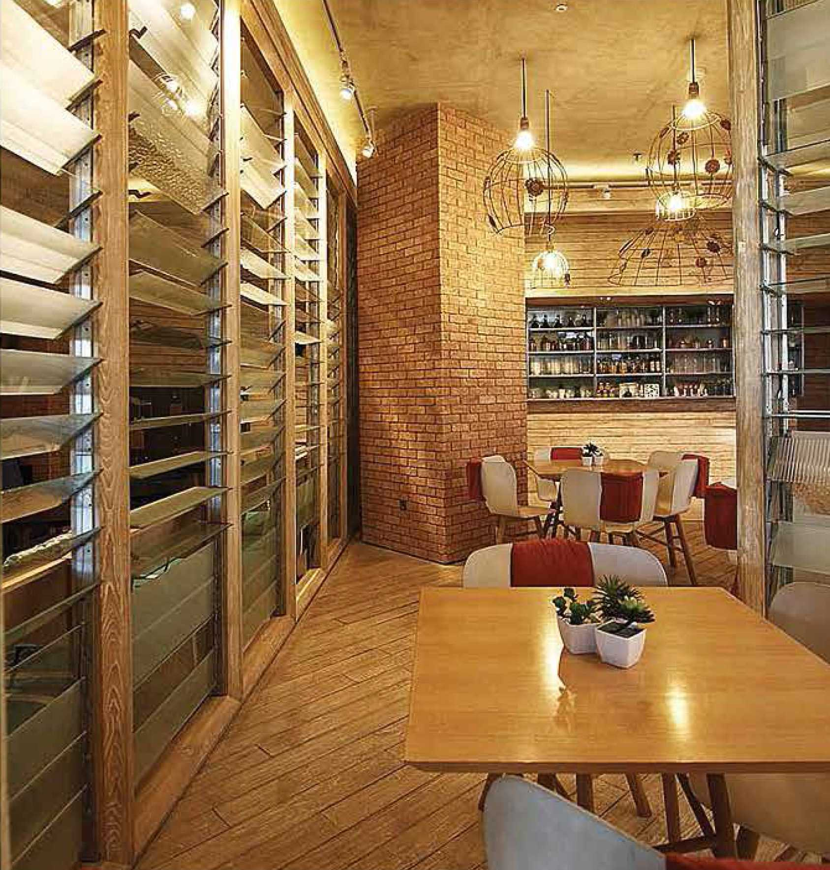 Platform Architects Whitebox At Kota Kasablanka Jakarta, Indonesia Jakarta, Indonesia Seating Area Restaurant   8377