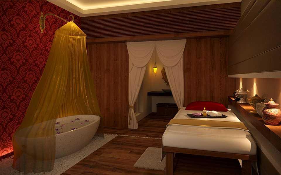 Imago Design Studio Chantara Spa Doha Doha, Qatar Doha, Qatar Spa Room   8899
