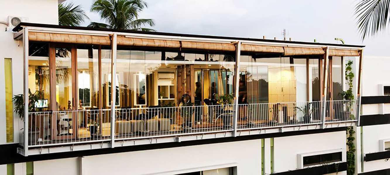 Imago Design Studio De Nyuh Spa At Grandmas Hotel Seminyak Seminyak, Bali Seminyak, Bali Front View Kontemporer  8900