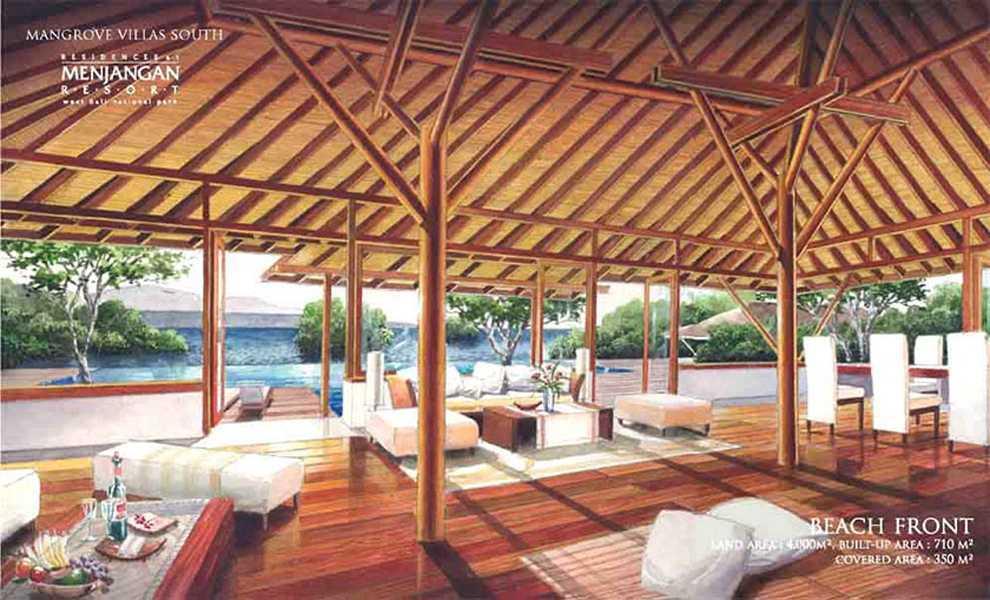 Imago Design Studio Menjangan Properties Taman Nasional Bali Barat Taman Nasional Bali Barat Livingroom Tropis  9017