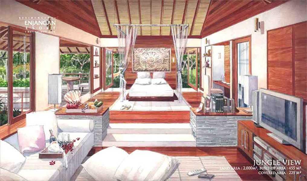 Imago Design Studio Menjangan Properties Taman Nasional Bali Barat Taman Nasional Bali Barat Bedroom Tropis  9022