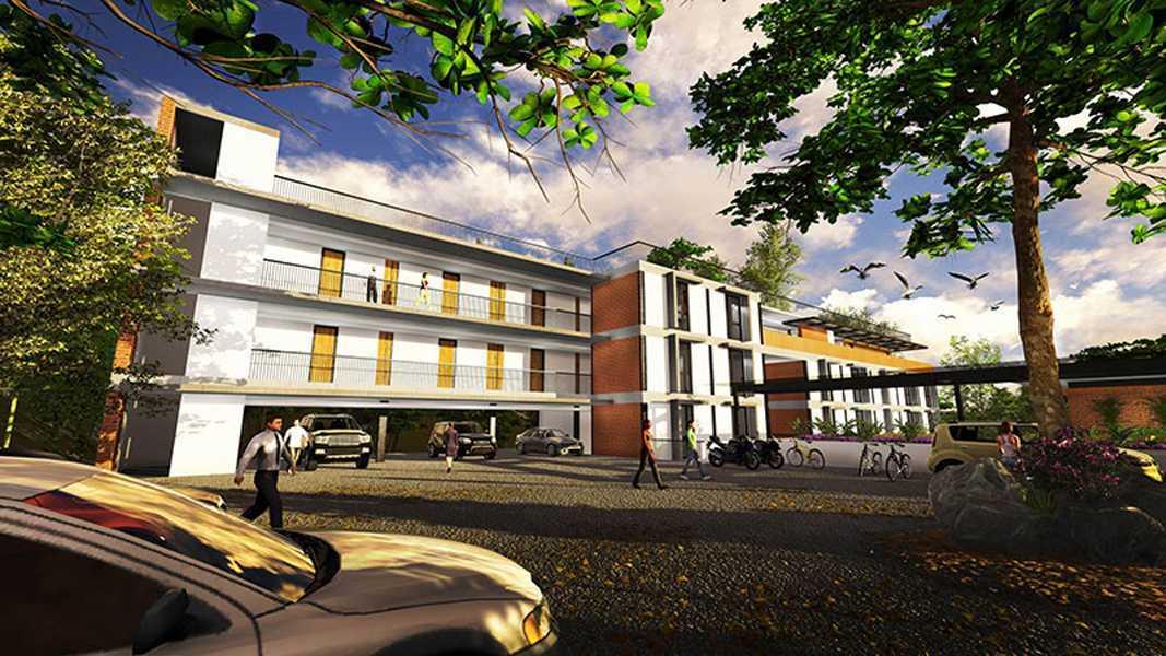 Imago Design Studio Puri Avia & Athalia Resort Bogor Bogor Side View Modern  9026