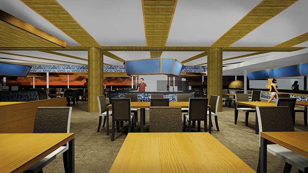 Imago Design Studio Restaurant At Ramayana Park Pattaya, Thailand Pattaya, Thailand Restaurant-Ramayana-10 Modern  9044
