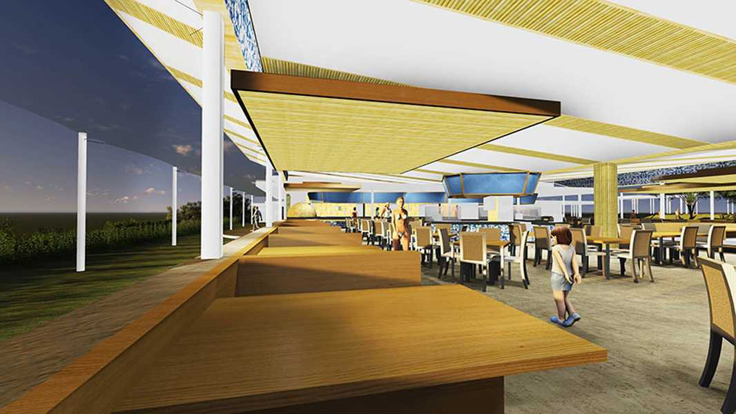 Imago Design Studio Restaurant At Ramayana Park Pattaya, Thailand Pattaya, Thailand Restaurant-Ramayana-8 Modern  9053