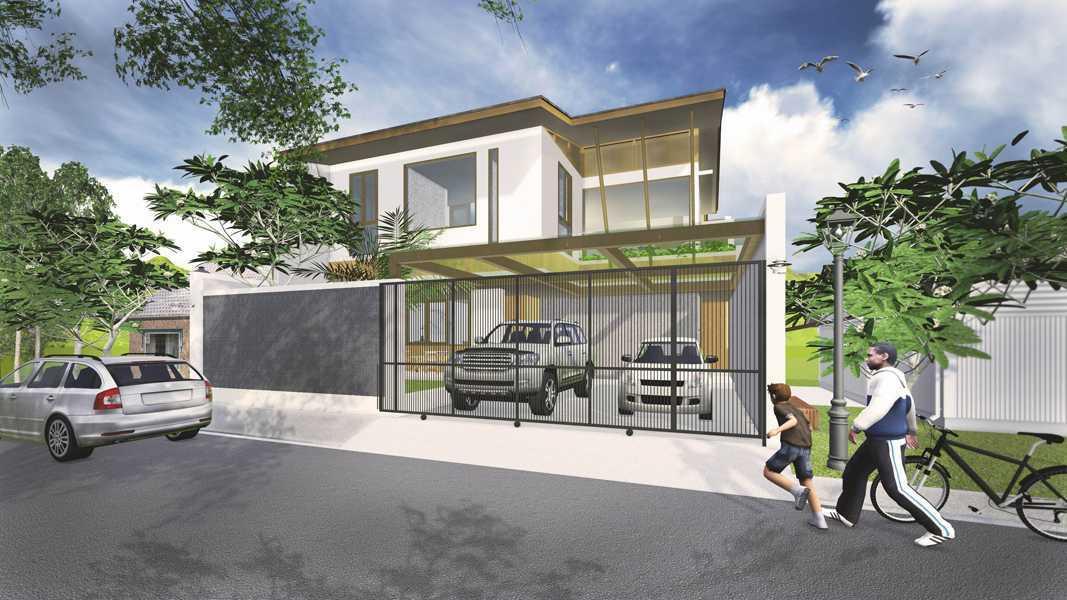 Imago Design Studio Rumah Sendjaja Bandung Bandung Facade   9056