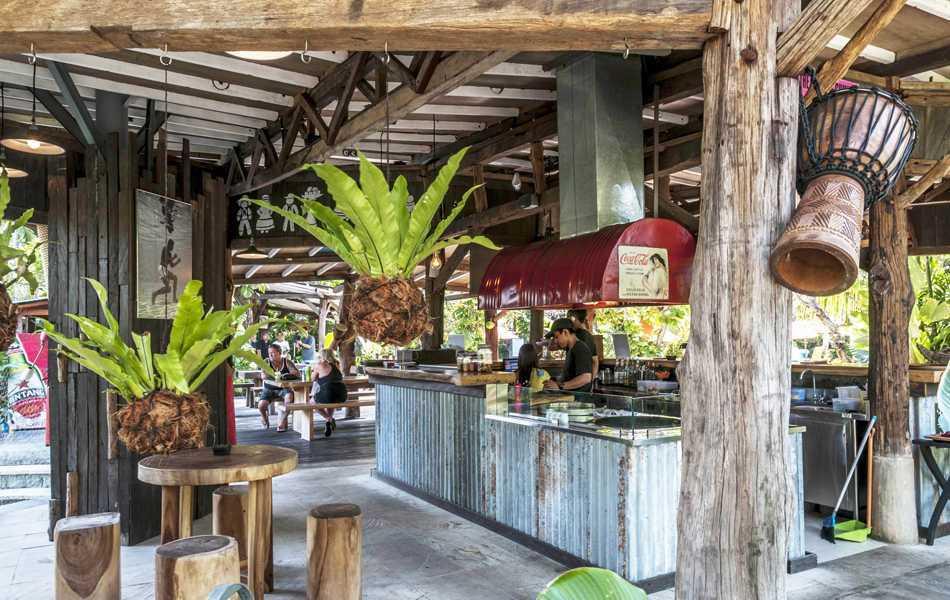 Imago Design Studio The Shack At Waterbom Bali Kuta, Bali Kuta, Bali Bar Area Tropis  9087