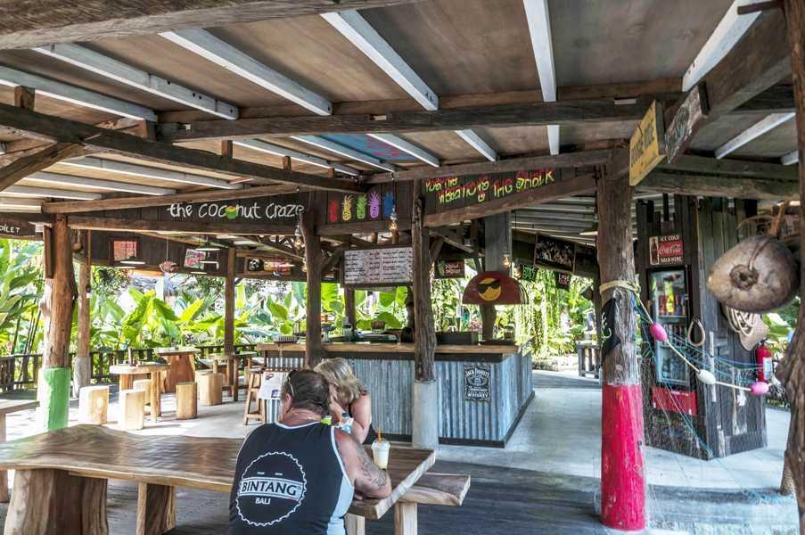 Imago Design Studio The Shack At Waterbom Bali Kuta, Bali Kuta, Bali 2-The-Shack-12 Tropis  9089