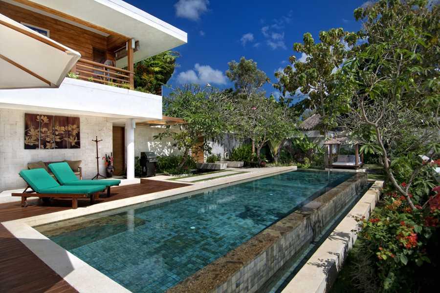 Imago Design Studio Villa Champa Balangan, Bali Balangan, Bali Swimming Pool View Tropis  9142
