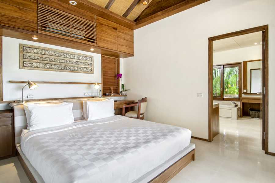 Imago Design Studio Villa Champa Balangan, Bali Balangan, Bali Bedroom Tropis  9159