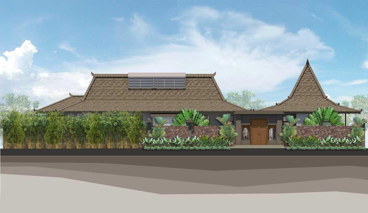 Mta Singhasari Resort Malang, East Java Malang, East Java Presidential Suite Landscape Treatment   8771