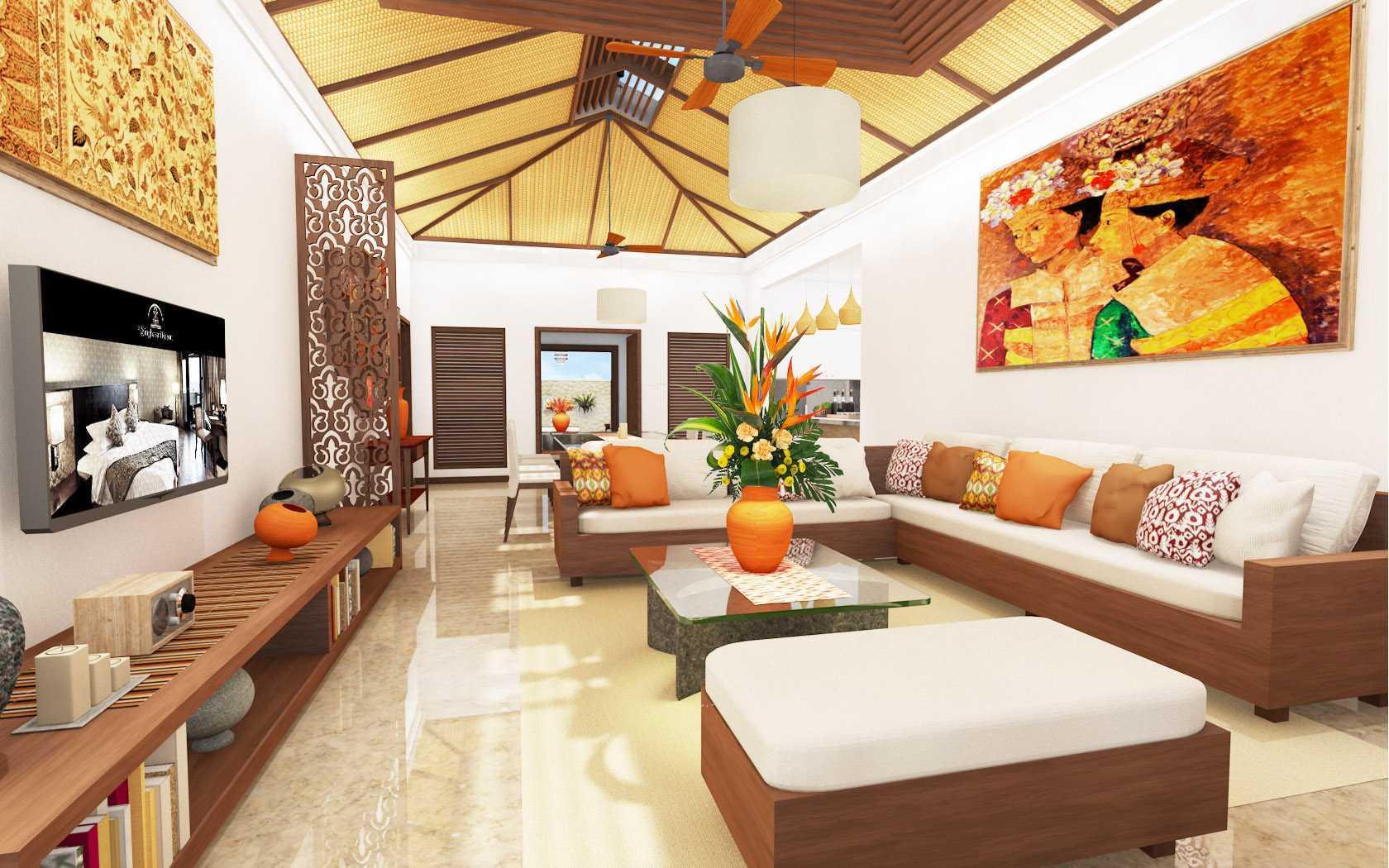 Mta Singhasari Resort Malang, East Java Malang, East Java Presidential Suite Dining And Main Living Room   8776