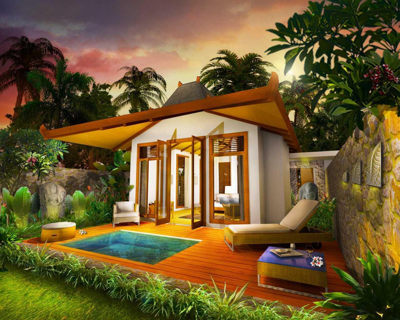 Mta Singhasari Resort Malang, East Java Malang, East Java Singhasari 1 Bedroom Villa Exterior   8781