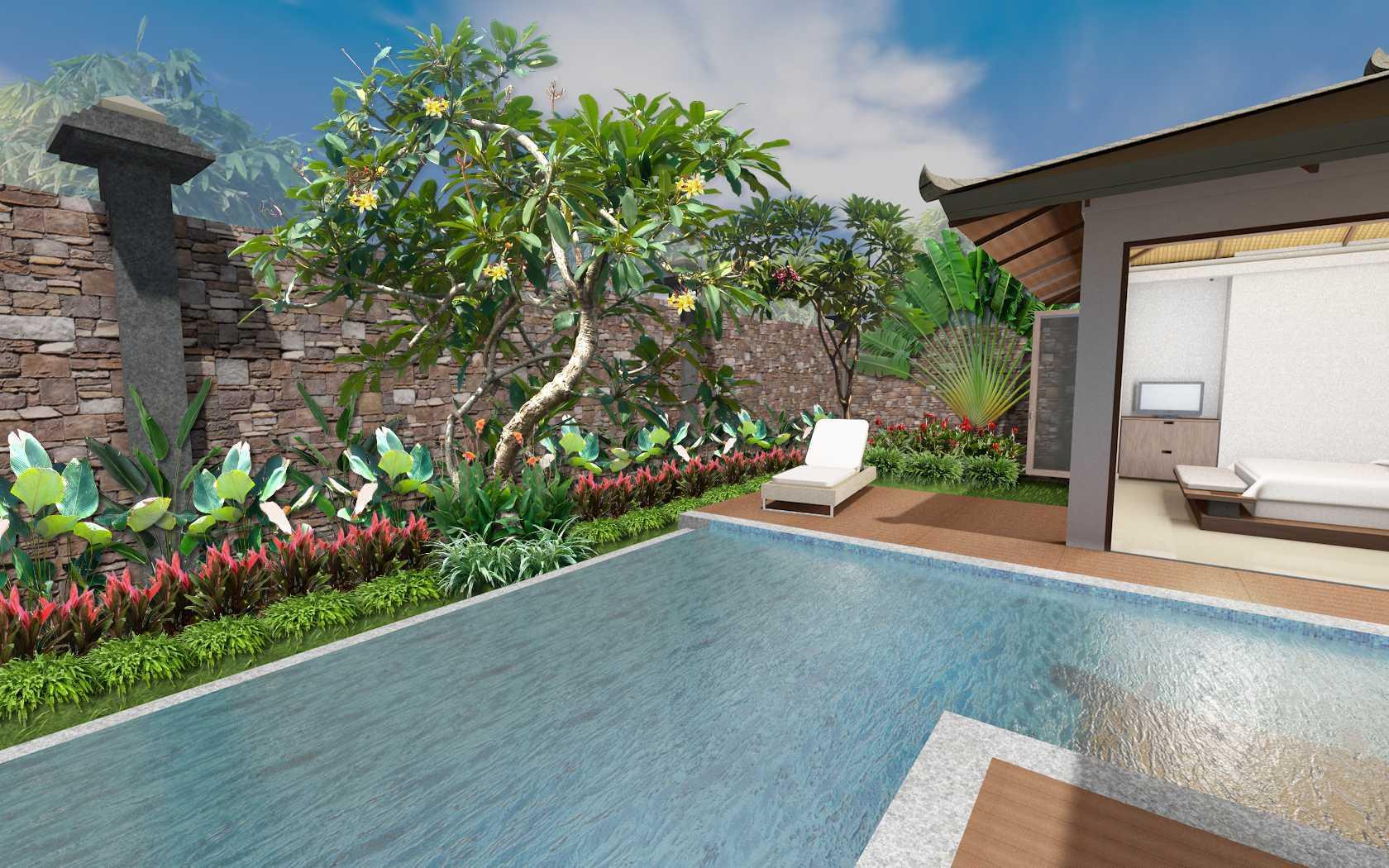 Mta Singhasari Resort Malang, East Java Malang, East Java Pool Landscape Treatment   8785