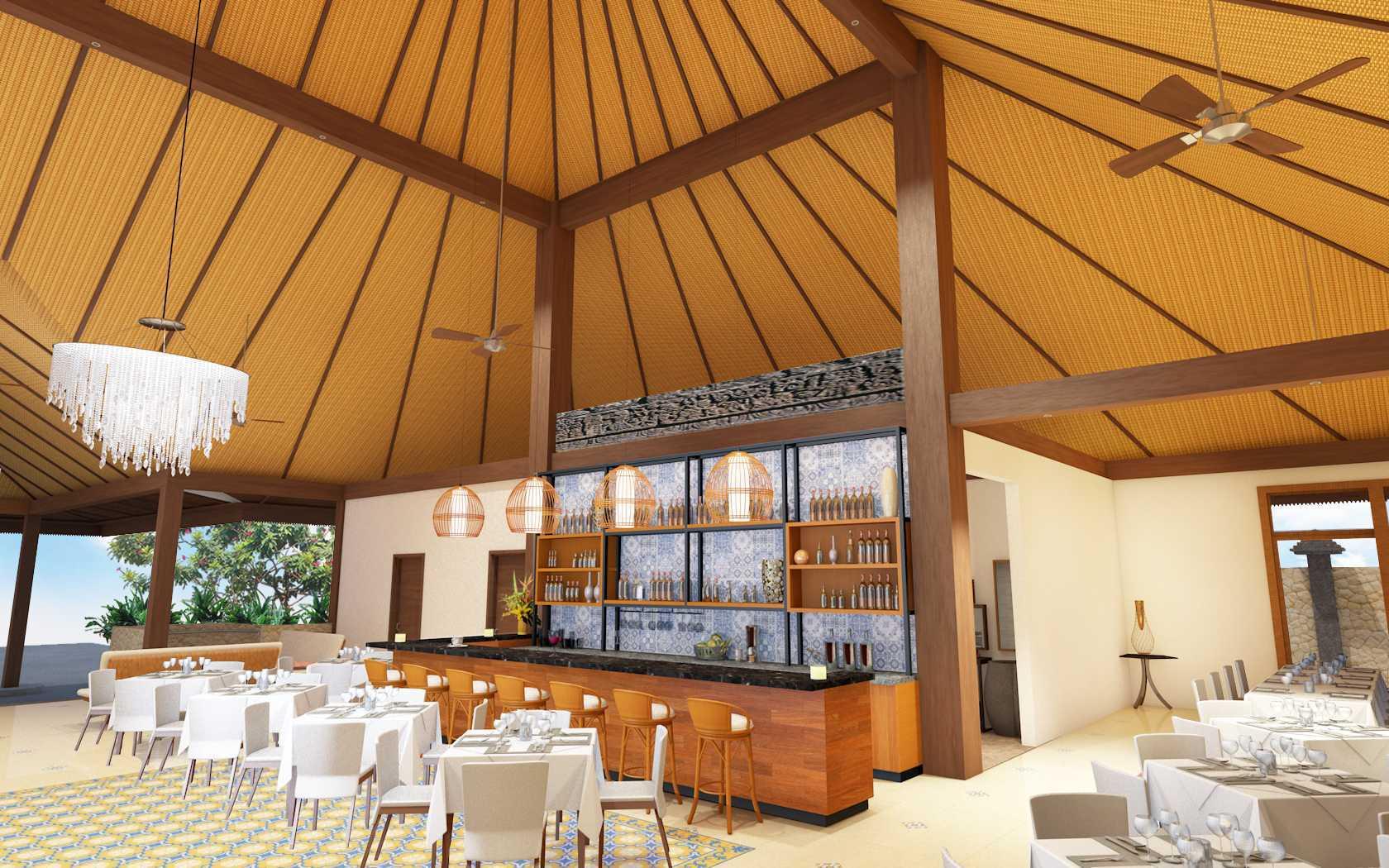Mta Singhasari Resort Malang, East Java Malang, East Java Singhasari Fucntion Hall Interior Bar   8789