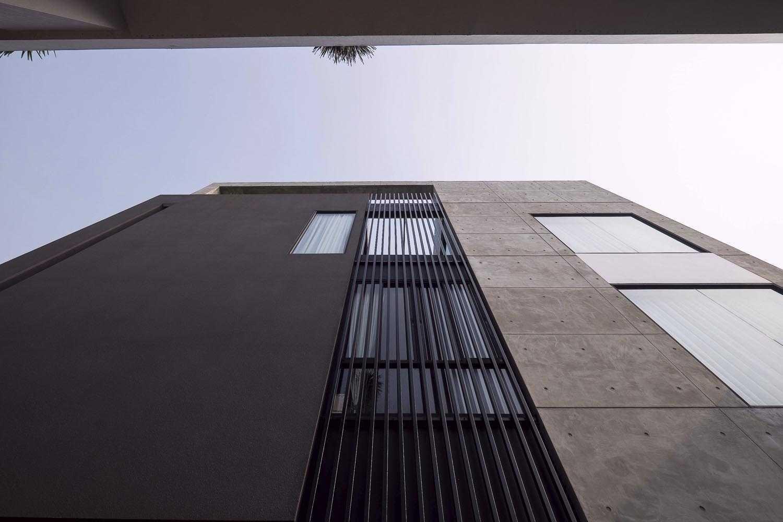 Dp+Hs Architects S+I House Jakarta, Indonesia Jakarta, Indonesia Facelift Kontemporer,industrial,modern  12040