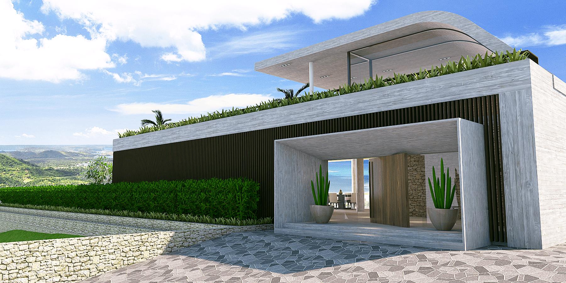 Pt. Indodesign Kreasi Mandiri Lombok Hotel South Lombok Kuta South Lombok Kuta 0000Llclub-3D-Renderview-1-R2  <P>Club Lounge</p> 16090