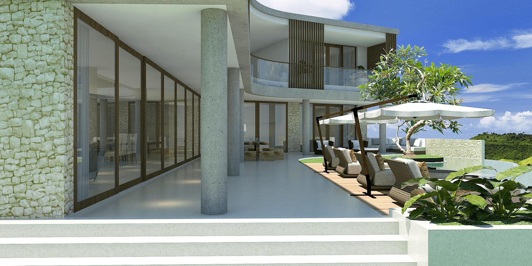 Pt. Indodesign Kreasi Mandiri Lombok Hotel South Lombok Kuta South Lombok Kuta Exterior  <P>Villa 4Brm</p> 16096