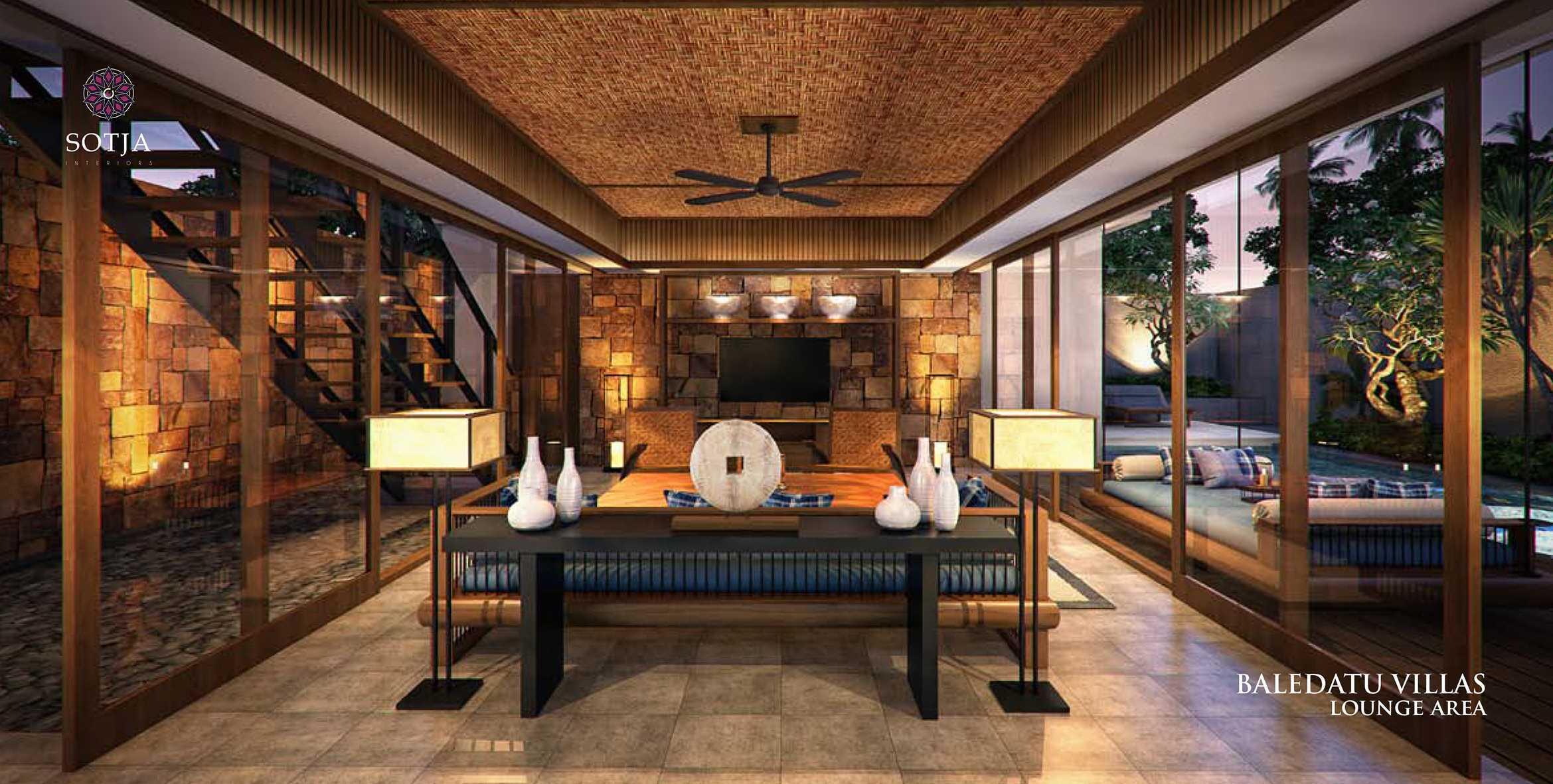 Sotja Interiors Baledatu Villas At Senggigi Lombok, Indonesia Lombok, Indonesia Lounge Area   9913