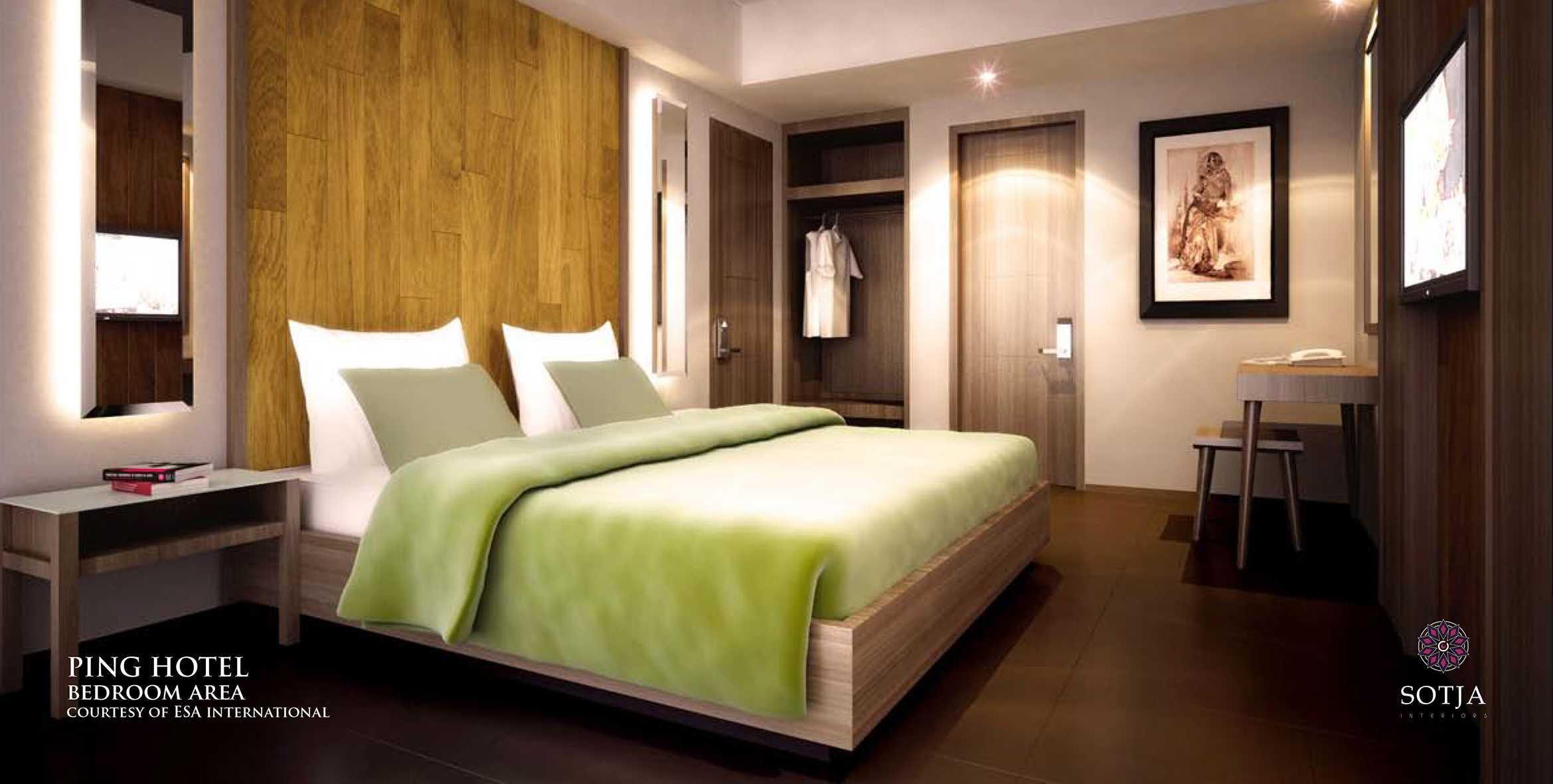 Sotja Interiors Ping Hotel At Seminyak  Bali, Indonesia Bali, Indonesia Bedroom-Area   9957
