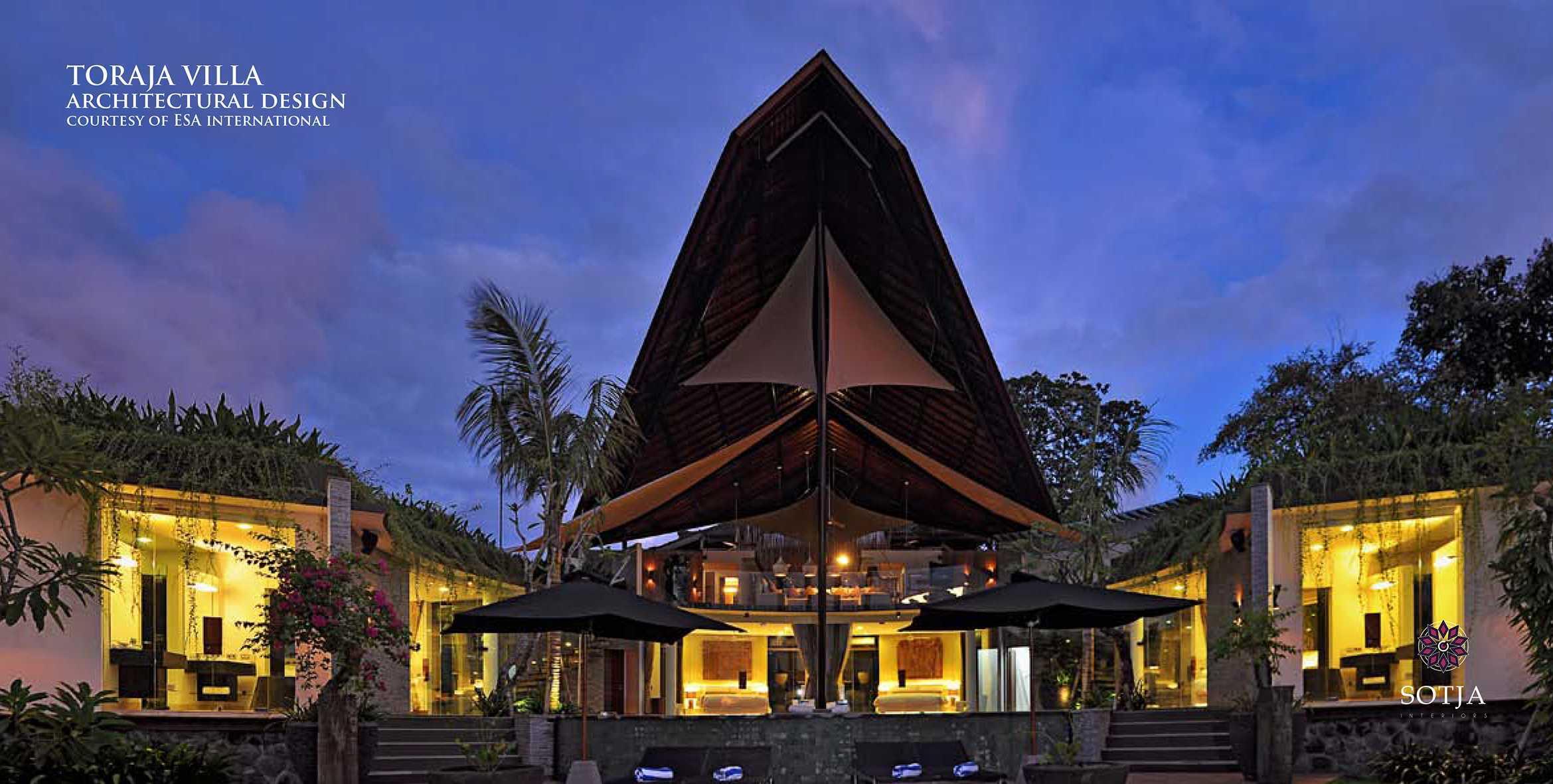 Sotja Interiors Toraja Villa At Canggu Bali, Indonesia Bali, Indonesia Architectural-Design Tradisional  9967