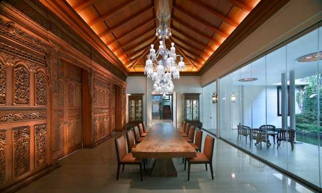 Rudy Dodo Residential Jl. Brawijaya I Jl. Brawijaya I Dining Room Modern,wood  9174