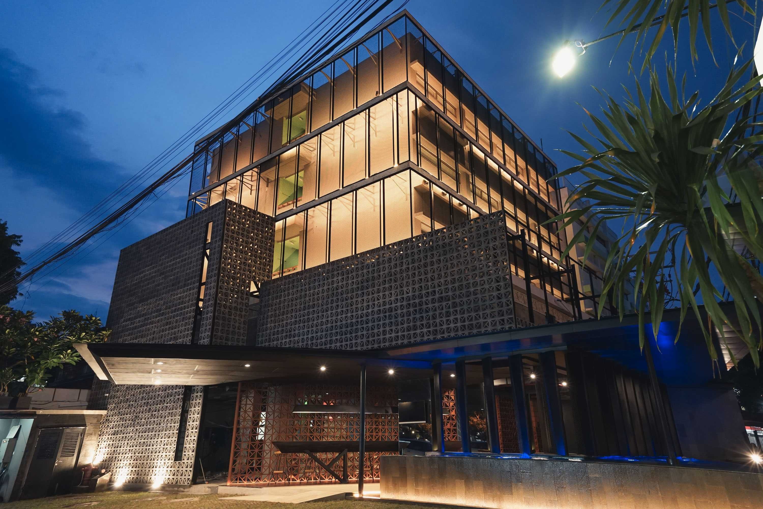 A & Partners J Boutique Hotel Tuban Tuban Front View   19155