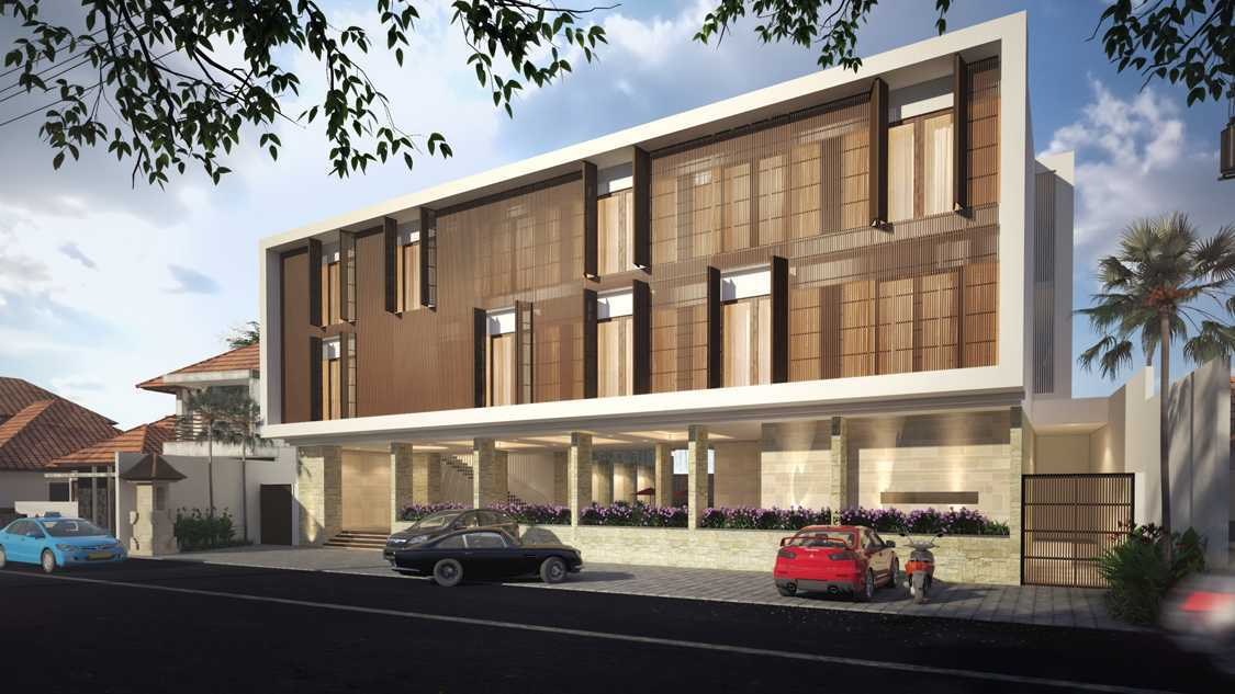 Og Architects Akana Hotel Sanur, Bali, Indonesia Bali, Indonesia Front-View Modern  9200
