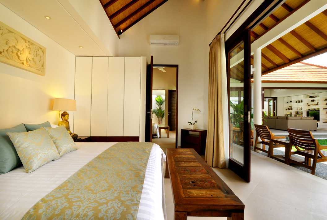Og Architects Chris & Jennifer Villa Bali, Indonesia Bali, Indonesia Bedroom Modern  9207