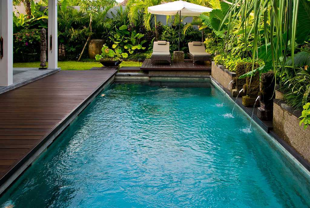 Og Architects Bersantai Villa At Seminyak Bali, Indonesia Bali, Indonesia Swimming-Pool Kontemporer  9223