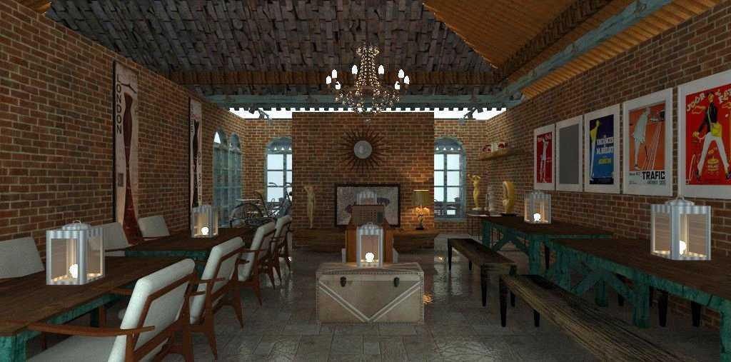Egalite Cafe & Resto Salatiga Salatiga Dining Area   9349