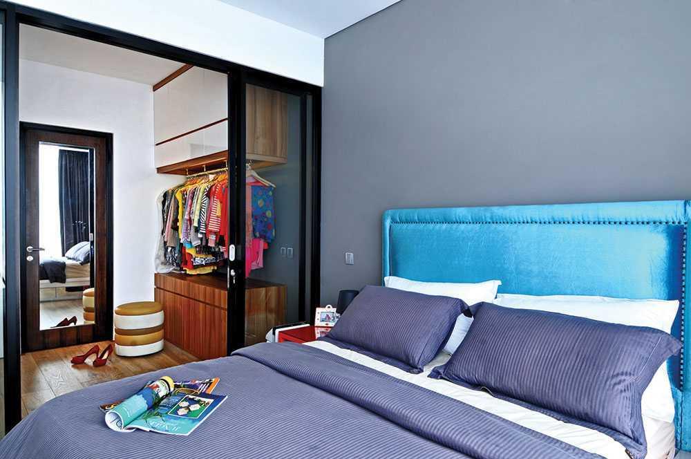 Vindo Design Urban Pop House Jakarta, Indonesia Jakarta, Indonesia Bedroom Minimalis  9261