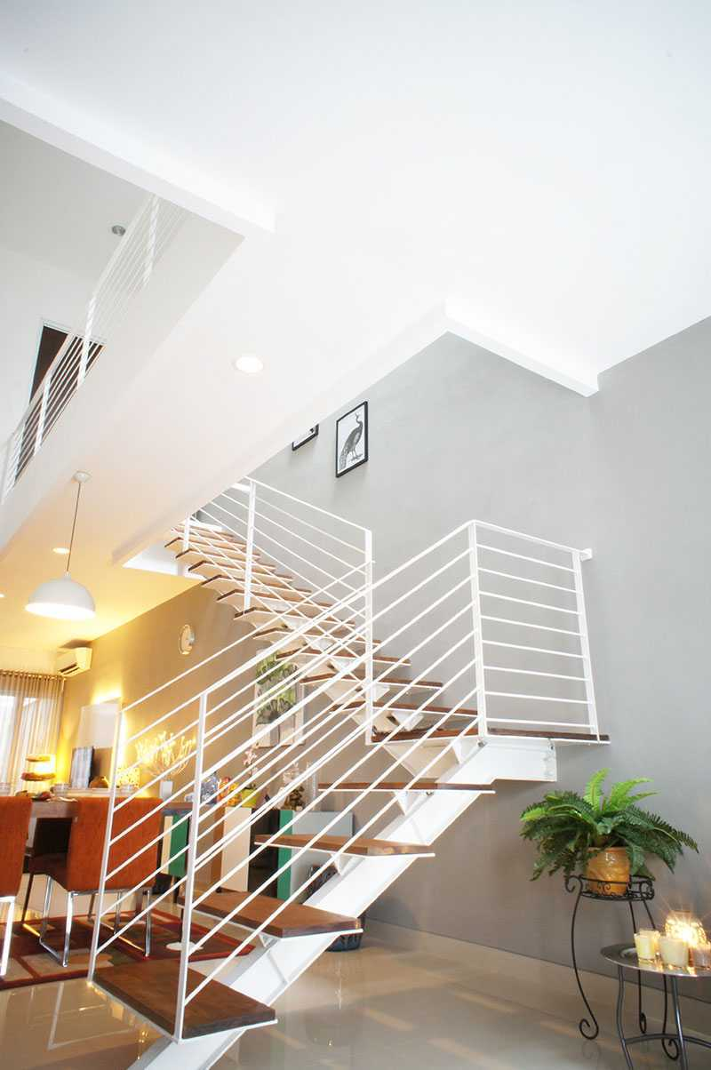 Vindo Design Modern Urban South Jakarta South Jakarta Stairs Modern  21164