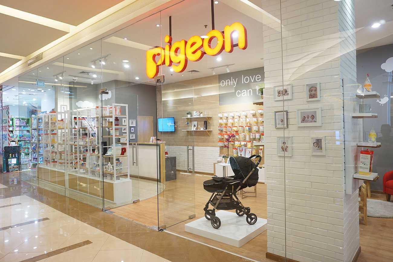 Vindo Design Pigeon Store Pacific Place Jakarta Pacific Place Jakarta Front View   21178