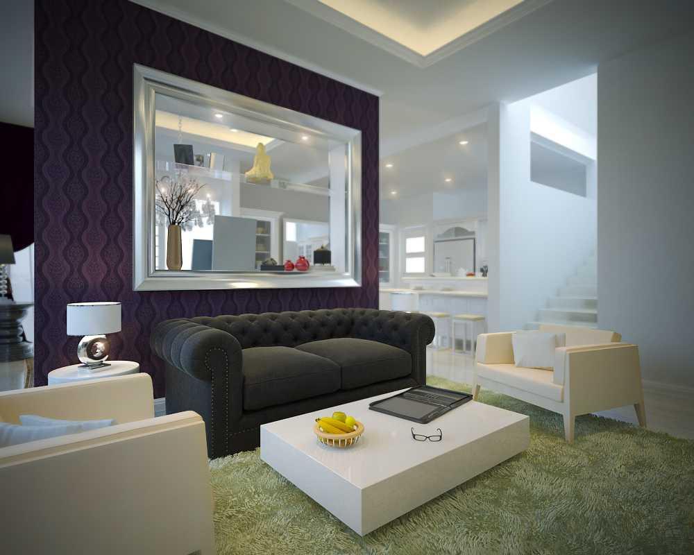 Hungary Interior Residence At Floraya Surabaya, Indonesia Surabaya, Indonesia Living Room   9301