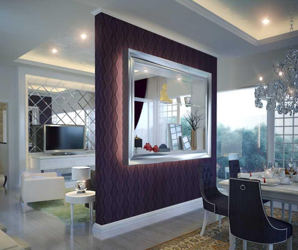 Hungary Interior Residence At Floraya Surabaya, Indonesia Surabaya, Indonesia Dining And Living Room   9302
