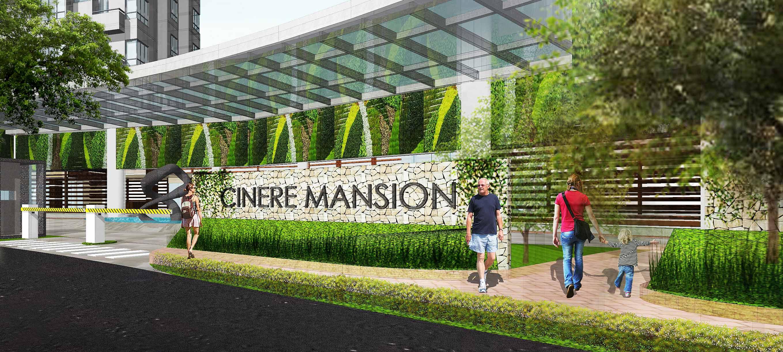 Pt.  Atelier Una Indonesia Cinere Mansion Depok, West Java, Indonesia Depok, West Java, Indonesia Entrance Modern  9470