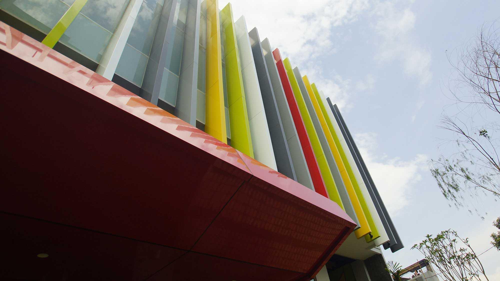 Pt.  Atelier Una Indonesia Maxone Hotel Pemuda Jakarta, Indonesia Jakarta, Indonesia Facade-Facelift   9491