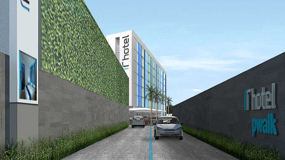 Pt. Atelier Una Indonesia Rr Hotel Palu, Cental Sulawesi, Indonesia Palu, Cental Sulawesi, Indonesia Entrance Modern  9501