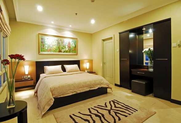 Esperta Pantai Mutiara Apartment Jakarta, Indonesia Jakarta, Indonesia Bedroom   9313